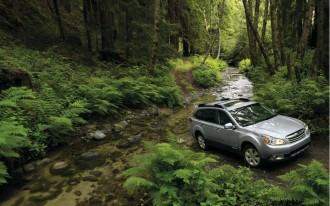 2011 Subaru Legacy, Outback Models Recalled For Sunroof Flaw
