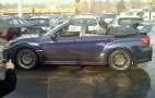 Subaru WRX STI Convertible? The Wrongness Is Incredible