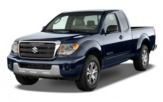 2011 - 2012 Suzuki Equator Recalled -- All 73 Of Them