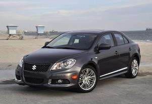 2011 Suzuki Kizashi: Hard To Say, But Best Suzuki To Date