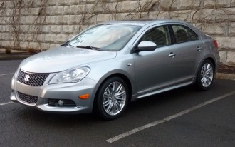 2011 Suzuki Kizashi Sport SLS: Driven