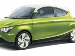 2011 Suzuki Regina Electric Car Concept