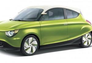 2011 Suzuki Regina Electric Car Concept