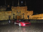 2011 Tesla Roadster Spor 2.5 arrives in Edinburgh