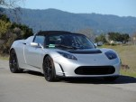 2011 Tesla Roadster Sport. Photo by Joe Nuxoll.