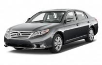 2011 Toyota Avalon 4-door Sedan (NAT) Angular Front Exterior View