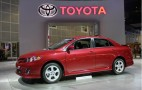 2010 Los Angeles Auto Show: 2011 Toyota Corolla Live Photos