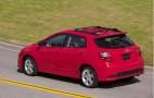 2012 Toyota Matrix: Small Car, Low Gas Mileage Too?
