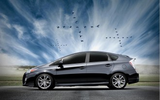 Toyota Prius Plus Performance Package Is Positively Puzzling