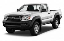 2011 Toyota Tacoma 4WD Reg I4 AT (GS) Angular Front Exterior View