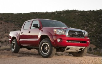 Toyota Unveils Tacoma T|X and T|X Pro Performance Packages