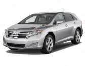 2011 Toyota Venza 4-door Wagon V6 FWD (Natl) Angular Front Exterior View