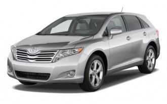 2011 Toyota Venza: Recall Alert