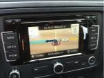 2011 Volkswagen Jetta infotainment system