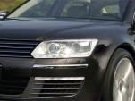 2011 Volkswagen Phaeton facelift preview rendering
