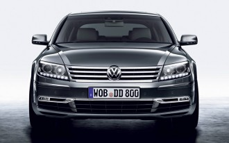 Flagship Volkswagen Phaeton Coming Back To The U.S.
