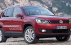 Rendered: 2011 Volkswagen Tiguan Facelift