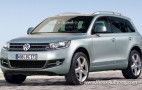 Preview: Next-generation Volkswagen Touareg SUV