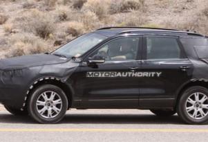 Spy shots: Next-gen Volkswagen Touareg prototype caught in U.S.
