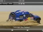 Volkswagen's 2011 Dakar Rally app for iPhone