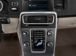 2011 Volvo S60 4-door Sedan Temperature Controls