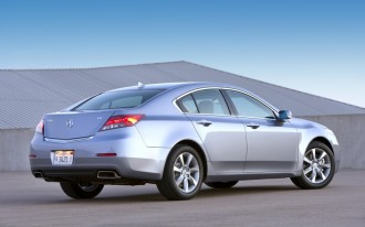 2012 Acura TL SH-AWD: Driven