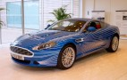 Aston Martin DB9 1M: The Car Designed By Facebook Fans