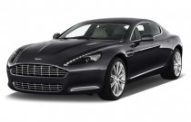 2012 Aston Martin Rapide 4-door Sedan Auto Angular Front Exterior View