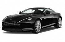2012 Aston Martin Virage 2-door Coupe Angular Front Exterior View