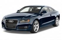 2012 Audi A5 2-door Coupe Auto quattro 2.0T Premium Plus Angular Front Exterior View