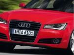 2012 Audi A6 rendering
