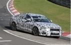 Spy Shots: 2012 Audi A6