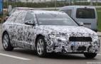 2012 Audi A6 Avant: Spy Shots