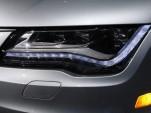 2012 Audi A7 U.S.-spec premiere