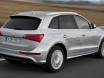 Technical Details Revealed: 2012 Audi Q5 Hybrid Crossover
