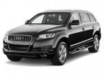 2012 Audi Q7 quattro 4-door 3.0L TDI Premium Angular Front Exterior View