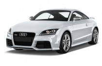 2012 Audi TT 2-door Coupe MT quattro 2.5T Angular Front Exterior View