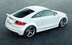 2012 Audi TT RS first drive review