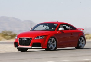 2012 Audi TT RS  -  First Drive  -  Spring Mountain Motorsports Ranch