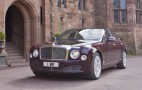 Bentley Honors The Queen's Diamond Jubilee With Special Mulsanne