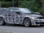 2012 BMW 1-Series M car spy shots