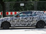 2012 BMW 1-Series three-door 'shooting brake' spy shots
