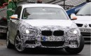 2012 BMW 1-Series Hatchback spy shots