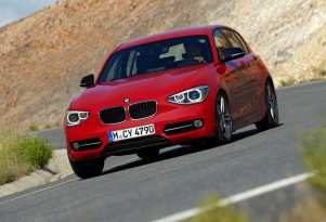 2012 BMW 1-Series Hatchback