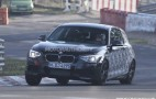 2012 BMW 135i Three-Door Hatchback Spy Video