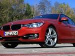 2012 BMW 3-Series sedan first drive