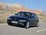 2012 BMW 3-Series Sedan Luxury Line