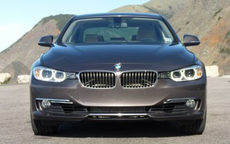 NHTSA Investigates 2013 BMW 328i For Potential Braking Flaw