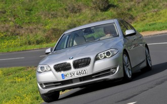 2011-2012 BMW 1-Series, 3-Series, 5-Series, 7-Series recalled for powertrain flaw