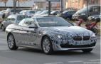Spy Shots: 2012 BMW 6-Series Convertible